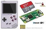 RETROFLAG (レトロフラッグ) GPi Case, Raspberry Pi Zero W, SanDisk 32GB MicroSD 3点セット