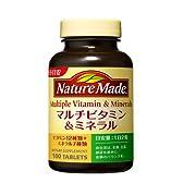 大塚製薬 ネイチャーメイド マルチビタミン&ミネラル 100粒