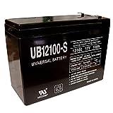 Best コードレス電動芝刈り機 - 12V 10Ah SLAバッテリーfor Neuton ce6コードレス電動芝刈り機 Review