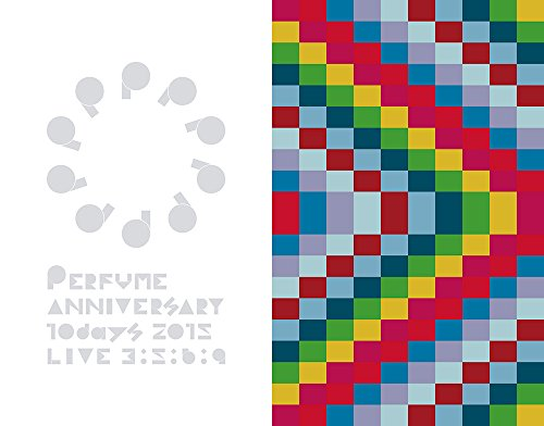 Perfume Anniversary 10days 2015 PPPPPPPPPP「LIVE 3:5:6:9」(初回限定盤) [Blu-ray]の詳細を見る