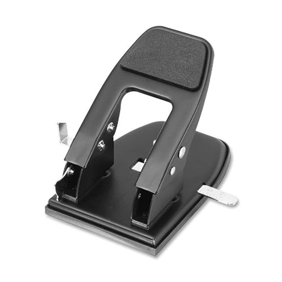 求人ゲインセイ衣服(Medium (25-99)) - Officemate Heavy Duty 2-Hole Punch, Padded Handle, Black, 50-Sheet Capacity (90082)