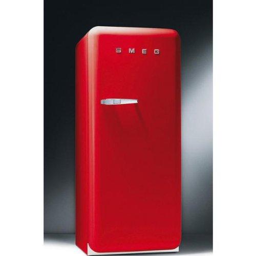 SMEG(スメッグ) イタリア 高級冷蔵庫 レッド FAB28JR 正規輸入品!