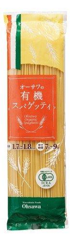 オーサワの有機スパゲッティ 500g