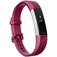 Fitbit フィットビット 心拍計 活動量計 AltaHR 心拍 睡眠 健康管理 スマートブレスレット Fuchsia フューシャ Sサイズ [日本正規品] FB408SPMS-CJK