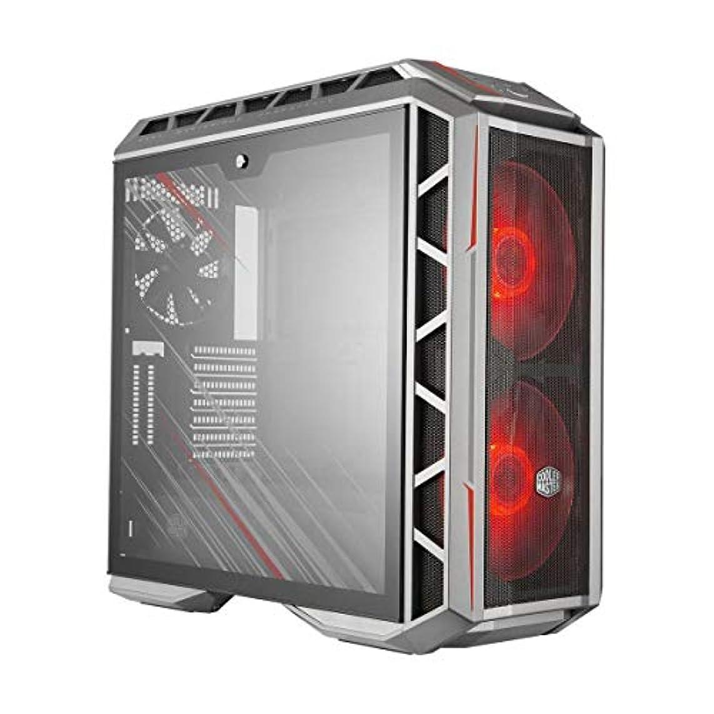 沈黙廃止有効Cooler Master MasterCase H500P メッシュファントムゲームエディション 特別デザイン 200mm RGBファン フルメッシュフロントパネル