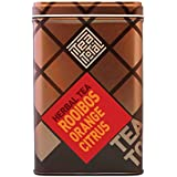 Tea total (ティートータル) / ルイボス オレンジ シトラス オーガニック 100g入り缶 ニュージーランド産 (ルイボスティー / ハーブティー / フレーバーティー / ノンカフェイン) 【並行輸入品】