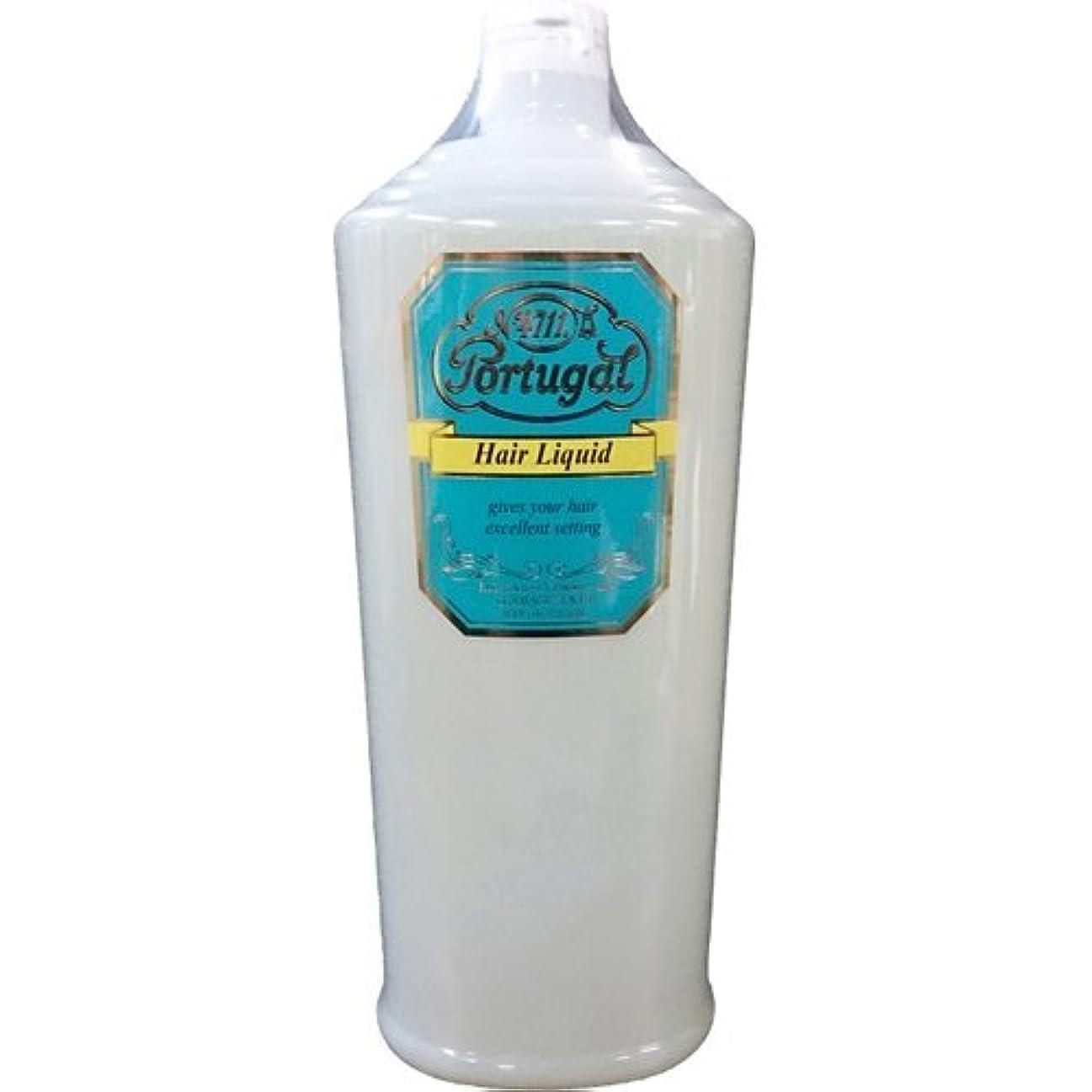 上昇拮抗するブルゴーニュ4711 ポーチュガル ヘアリキッド 950ml