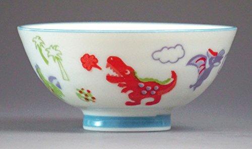 みのる陶器 恐竜 Kids碗