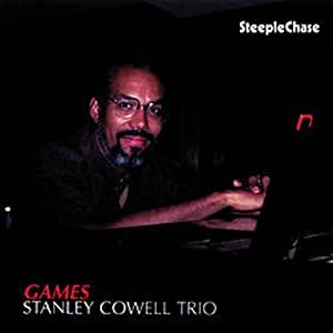 Games by Stanley Cowell (2010-01-01) 【並行輸入品】