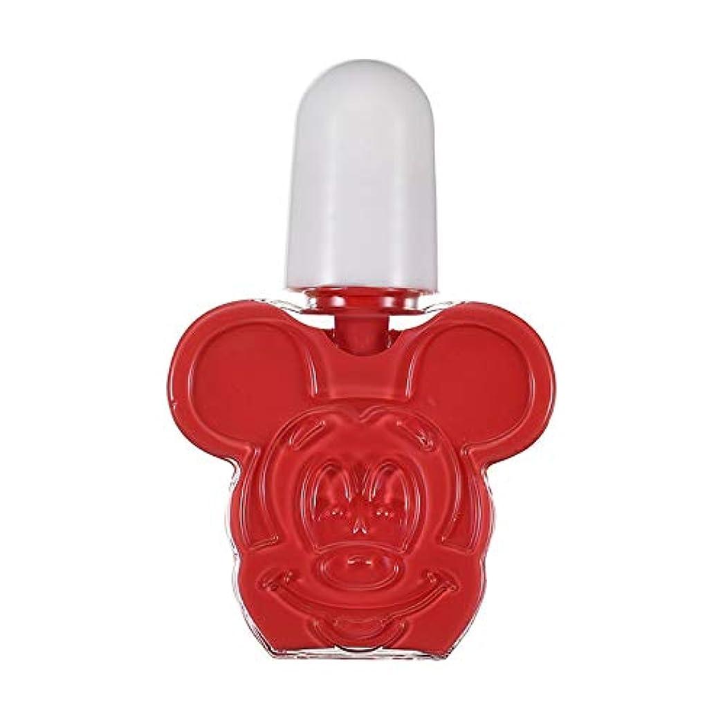 フロー子豚元のディズニーストア(公式)ネイルカラー ピールオフ ミッキー レッド Gummy Candy Cosme