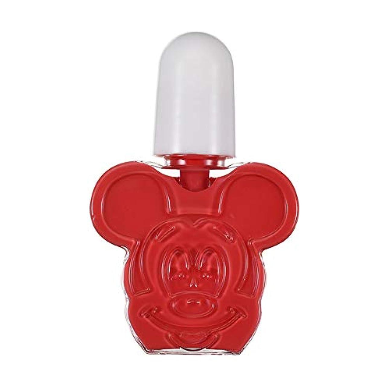 飢え記念日先生ディズニーストア(公式)ネイルカラー ピールオフ ミッキー レッド Gummy Candy Cosme