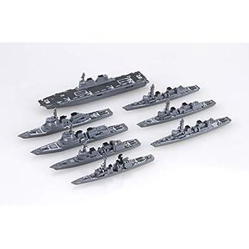 フジミ模型 1/3000 集める軍艦シリーズ No.31 海上自衛隊第2護衛隊群 プラモデル 軍艦31