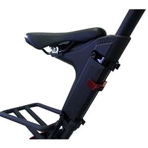 STRIDA(ストライダ) Q/R SEAT MOLDING ST-QRS-001 BLACK