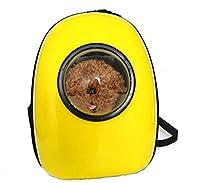ペット用品 キャリーバッグ 透明 大きいサイズ リュックサック 犬 猫 にゃんこ 兼用 アウトドア 旅行