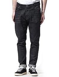 (ヌーディージーンズ) nudie jeans co ストレッチ ジーンズ/デニム/BRUTE KNUT LOOSE ANTI FIT ブルートクヌート ルーズ アンチフィット [並行輸入品]