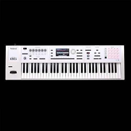 Roland FA-06 シンセサイザー ホワイト 61鍵盤  ローランド FA-06-SC  島村楽器限定 限定