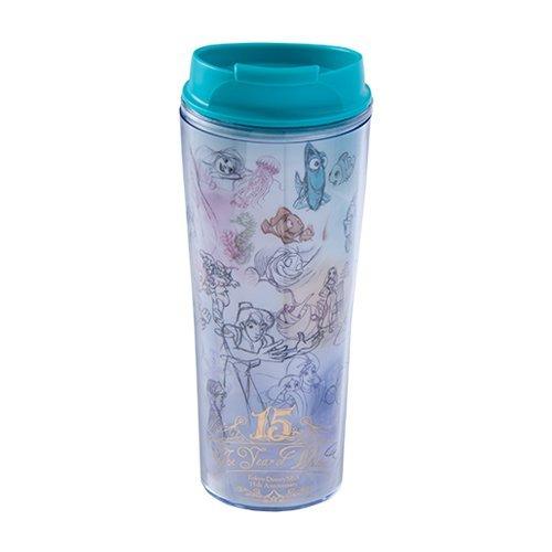 ディズニーシー15周年 ディズニーキャラクター大集合 ドリン...