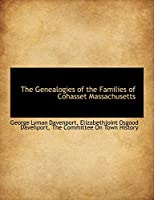 The Genealogies of the Families of Cohasset Massachusetts