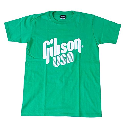 (ファーストライン)FIRST-LINE (AG) ギブソン GIBSON 1 S/S 半袖 Tシャツ メンズ レディース M グリーン