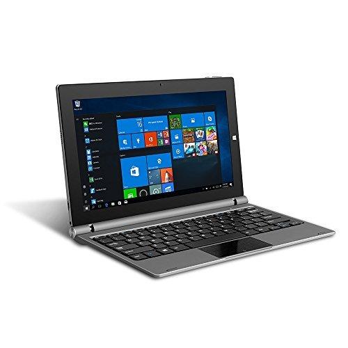 YUNTAB(JP)11.6インチ2in1タブレットノートパソコンWindows10 intel Cherry trail Z8350 高画質1920*1080 WI-FI/Bluetooth 4.0対応モデル 2GB+32GB 64GB拡張可能 取外可能な日本語キーボード付き【1年保証】