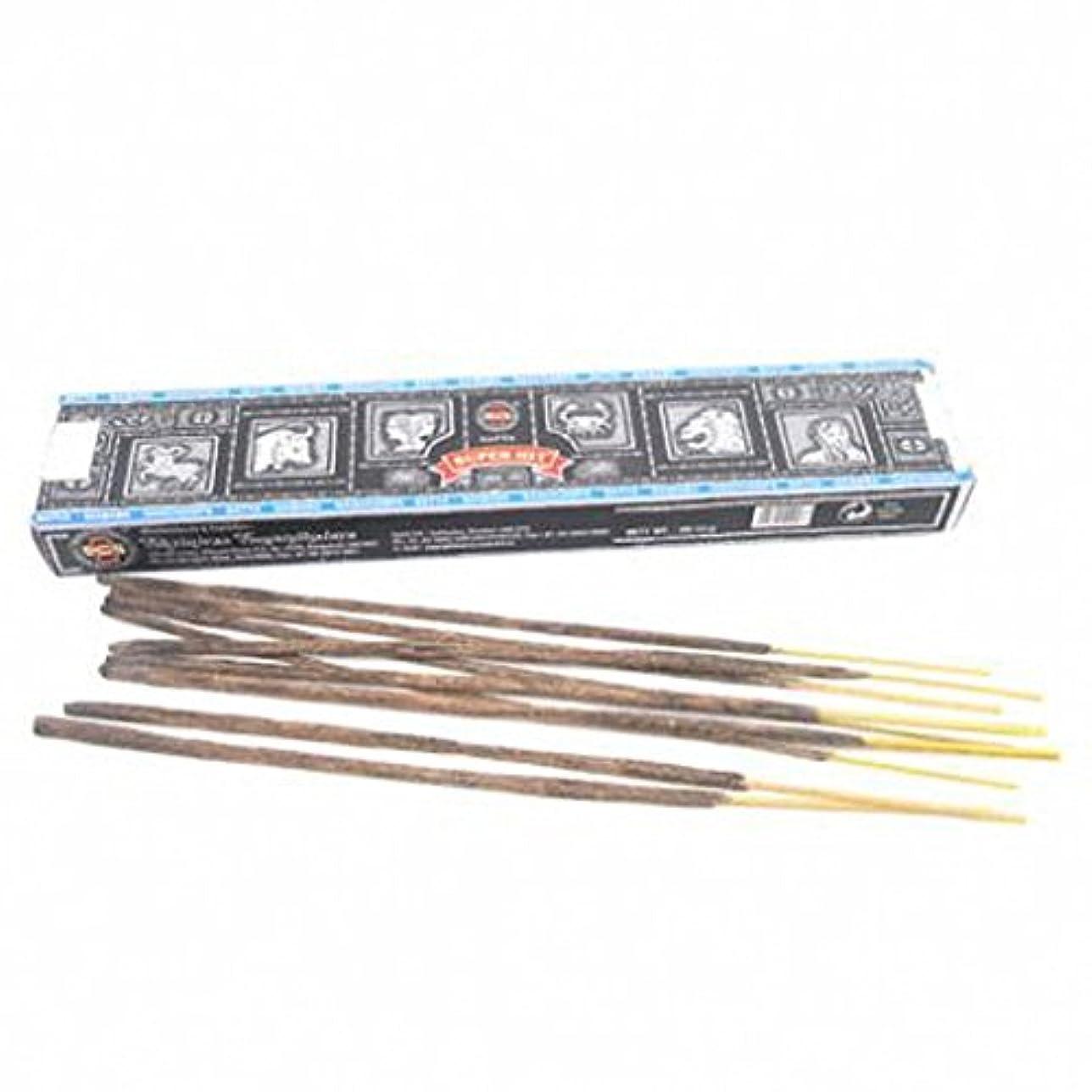 トチの実の木電気技師専らSatya Sai Babaスーパーヒット香15 g 3パック*価格Inc P & P * by Nag Champa