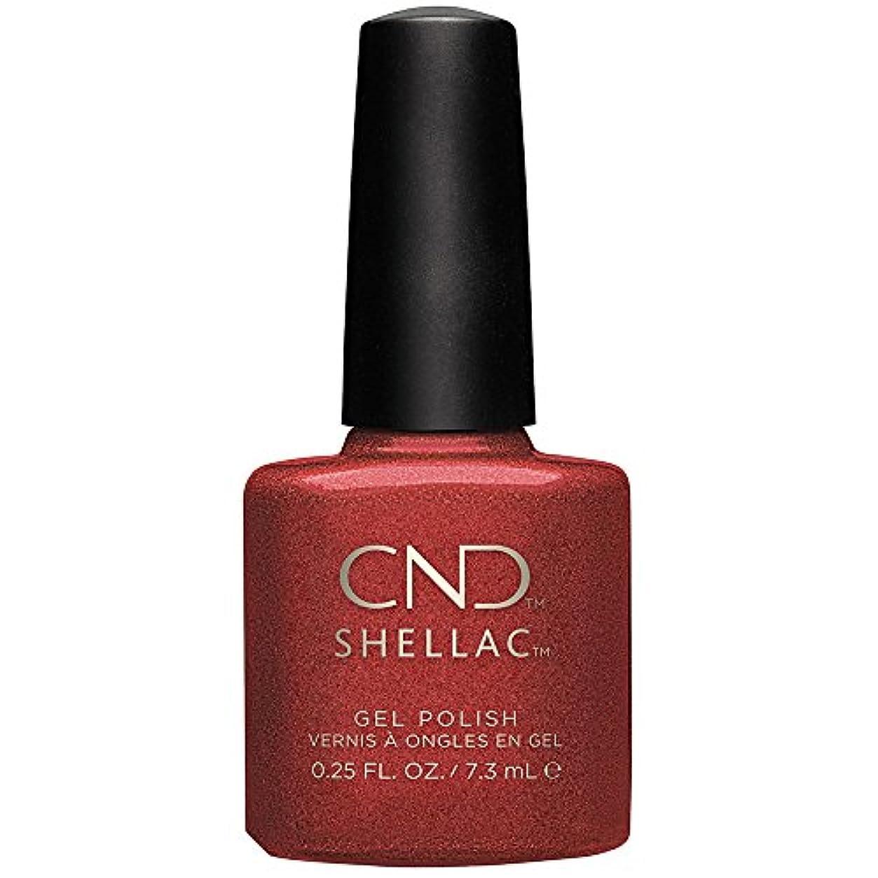 花火雄弁な期待CND Shellac Hand Fired color coat 7.3 ml (.25 fl oz)