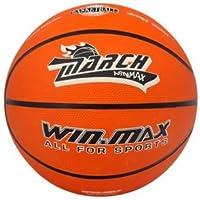 K & A会社バスケットボールフープポータブルスタンド子供用調節可能アウトドアインドアバスケットボール&ポンプ