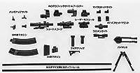 リトルアーモリー LD020 ガンズアクセサリーA プラモデル