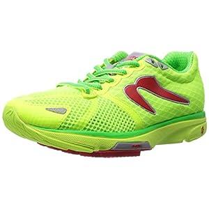 [ニュートンランニング] Newton Running ランニングシューズ DISTANCE IV[レディス] W000615 - (Citron/Green/5.5)