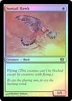 英語版フォイル 第8版 Eighth Edition 8ED 陽光尾の鷹 Suntail Hawk マジック・ザ・ギャザリング mtg