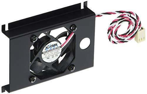 長尾製作所 2.5インチ HDD用クーラー(ブラック) SS-N25HDC-SB
