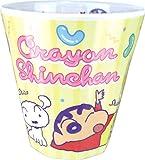 ティーズファクトリー クレヨンしんちゃん Wプリント メラミンカップ ノーマル H8.7×Φ8.3cm KS-5525274NO