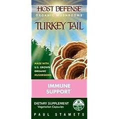Turkey Tail Fungi Perfecti/Host Defense 120 Caps by Fungi Perfecti/Host Defense