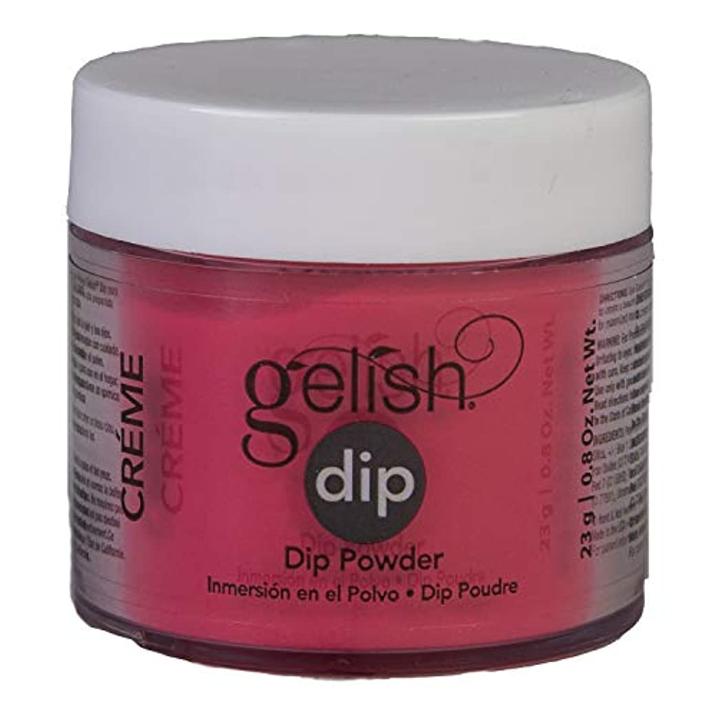 盲信受取人満足できるHarmony Gelish - Dip Powder - Rocketman Collection - Put On Your Dancin' Shoes - 23g / 0.8oz