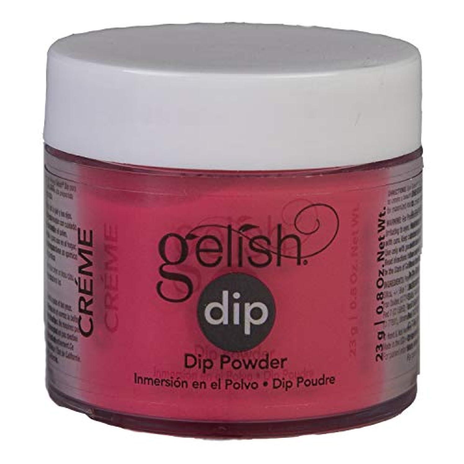 で出来ている識別する頭Harmony Gelish - Dip Powder - Rocketman Collection - Put On Your Dancin' Shoes - 23g / 0.8oz