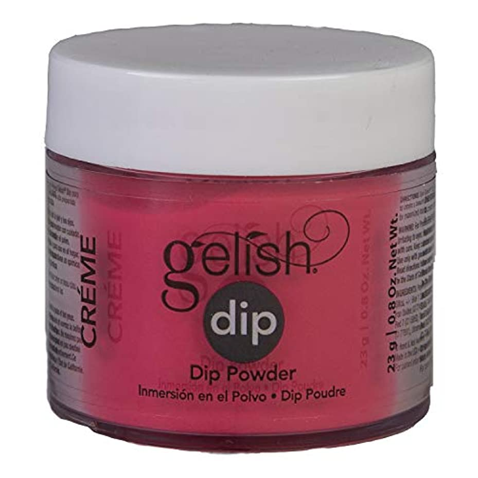 ポジティブ遅れカビHarmony Gelish - Dip Powder - Rocketman Collection - Put On Your Dancin' Shoes - 23g / 0.8oz