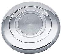 Woody's WP-U26 Chrome Horn Button [並行輸入品]