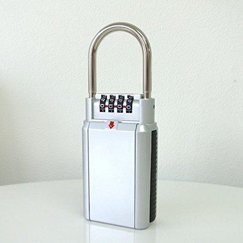 キーボックス セキュリティー ダイヤル式 鍵箱 キーロッカー