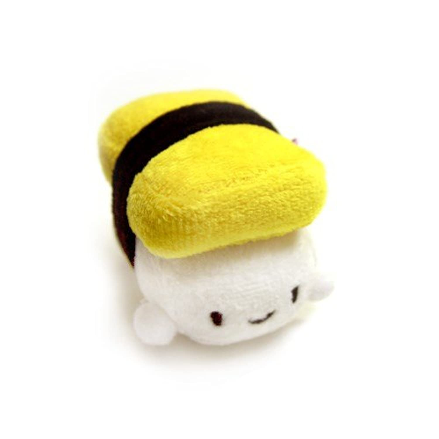 Phone Ring Toy - CHOBA Egg Sushi 6cm