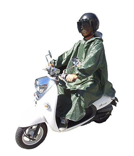 onion cross レインコート レインポンチョ バイク...