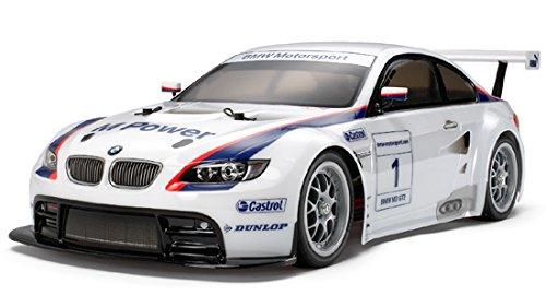 1/10 電動RCカーシリーズ No.449 1/10 RCC BMW M3 GT2 2009 (TT-01E) 58449