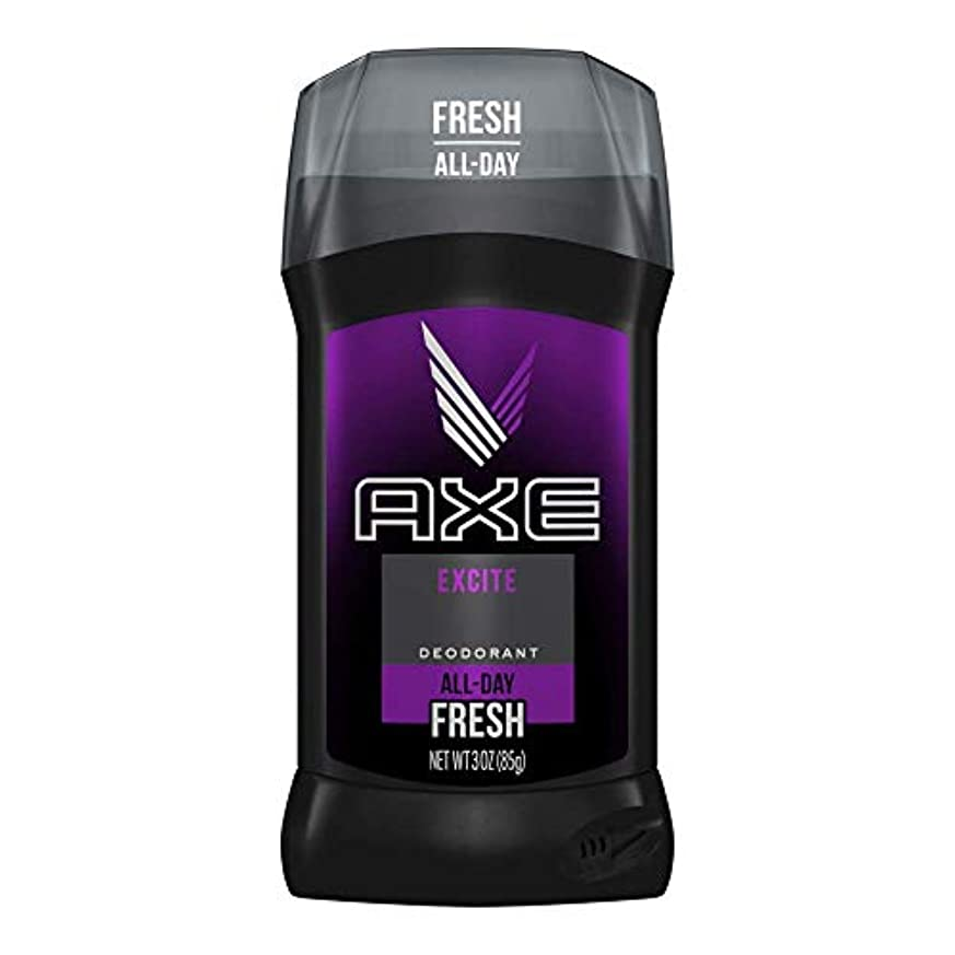 粒破壊する話AXE Excite Deodorant Stick 3 oz 2 pack [並行輸入品]