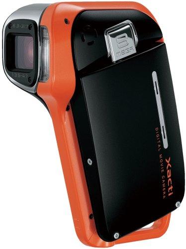 SANYO 防水デジタルムービーカメラ Xacti (ザクティ) DMX-CA8 ブラック DMX-CA8(K)
