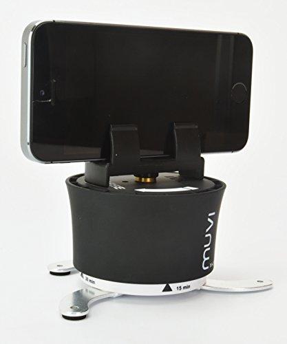 「X-LAPSE」タイムラプス撮影が楽しくなりそう!iPhone・スマホ用の360度自動回転カメラスタンド