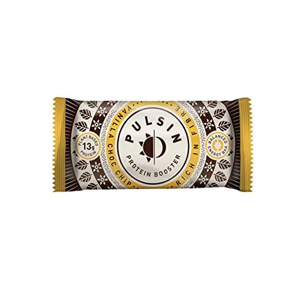 ハウス一貫性のない特別なバニラ チョコチップ プロテイン スナック 50g【18個セット】