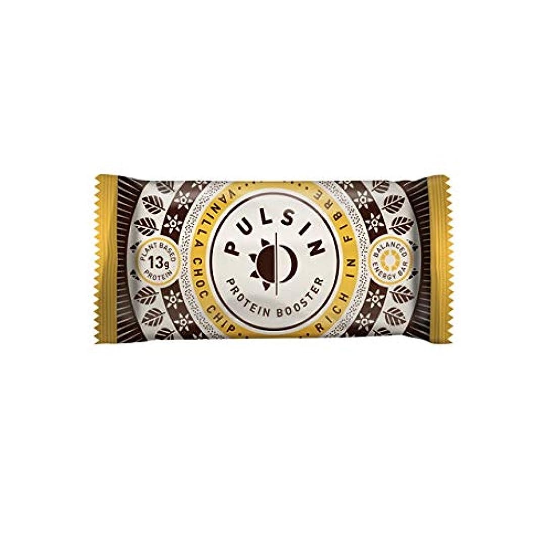 池十二シャツバニラ チョコチップ プロテイン スナック 50g【18個セット】