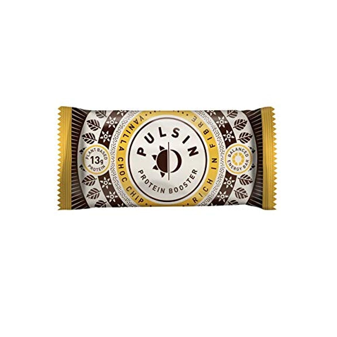 ポール発表すでにバニラ チョコチップ プロテイン スナック 50g【18個セット】