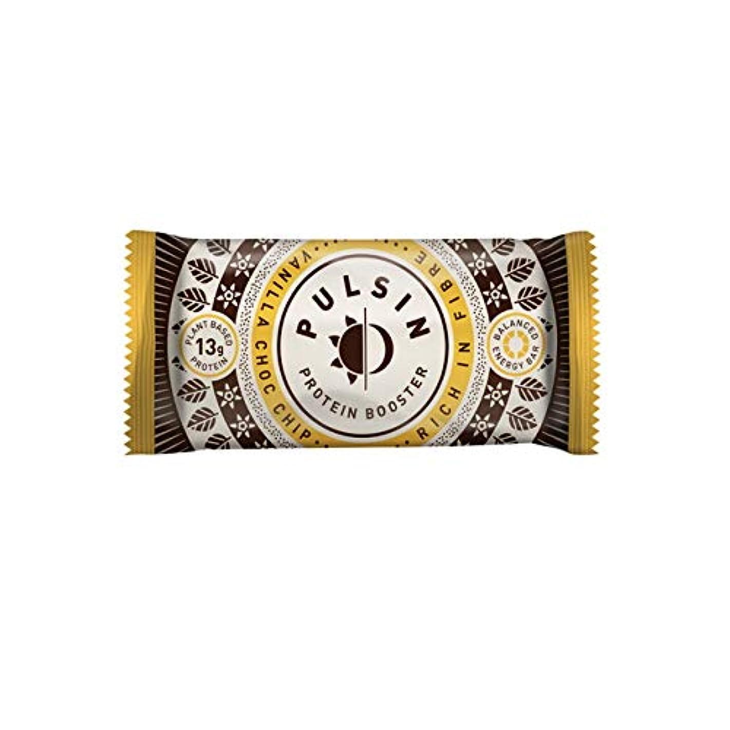 コロニー敏感なモナリザバニラ チョコチップ プロテイン スナック 50g【18個セット】
