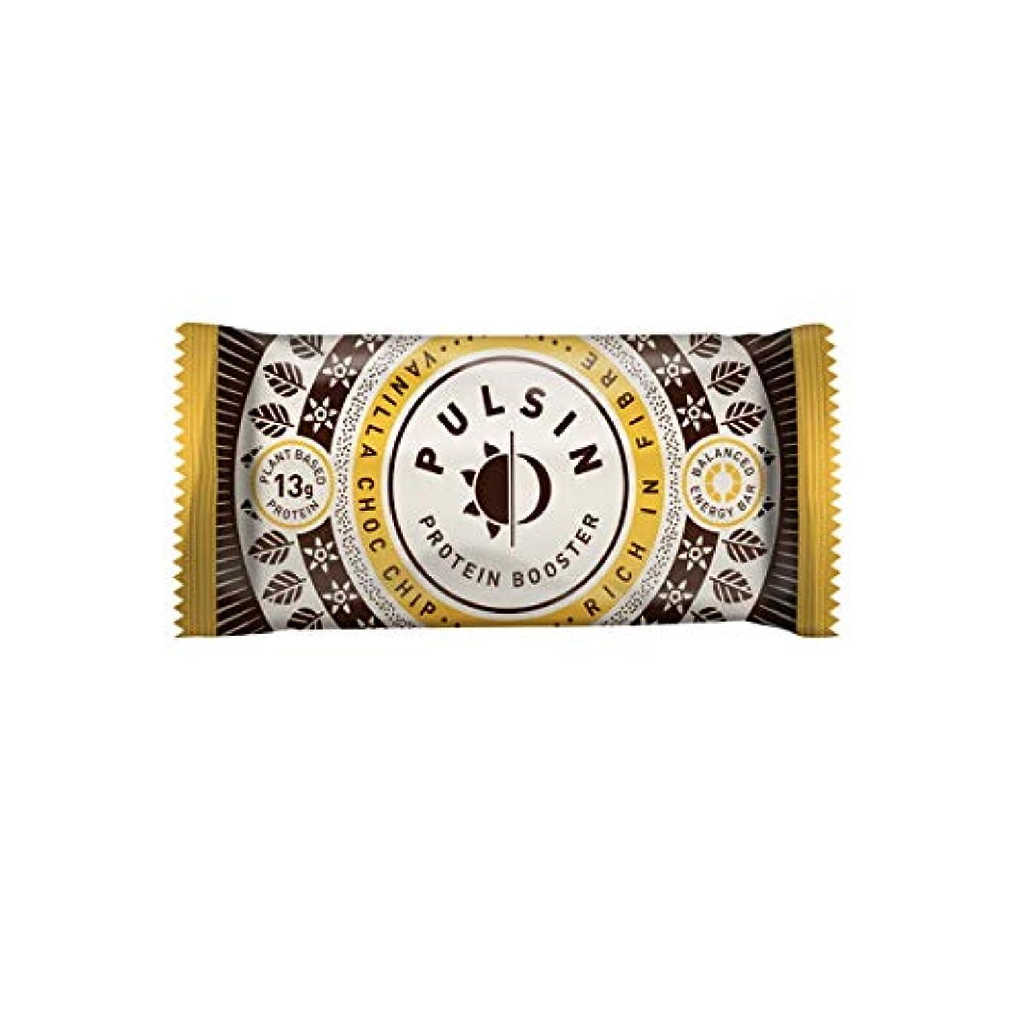 アラスカ踏みつけ兄弟愛バニラ チョコチップ プロテイン スナック 50g【18個セット】