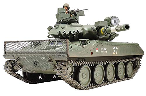 1/16 ビッグタンクシリーズ アメリカ空挺戦車 M551 シェリダン (ディスプレイモデル) 36213